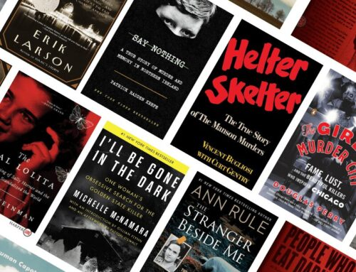 10 True crime books to read under the covers