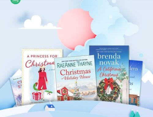 Hallmark Countdown to Christmas book pairing guide