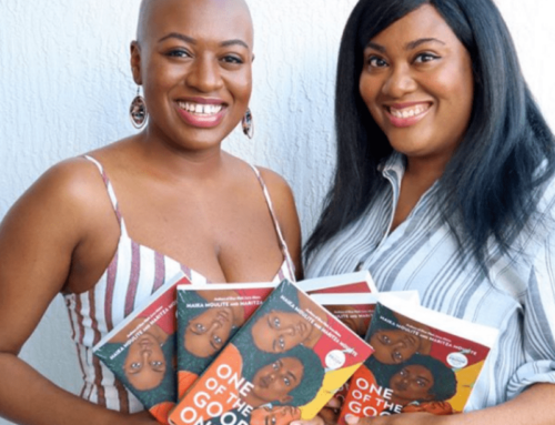 Authors interviewing authors: Maika and Maritza Moulite