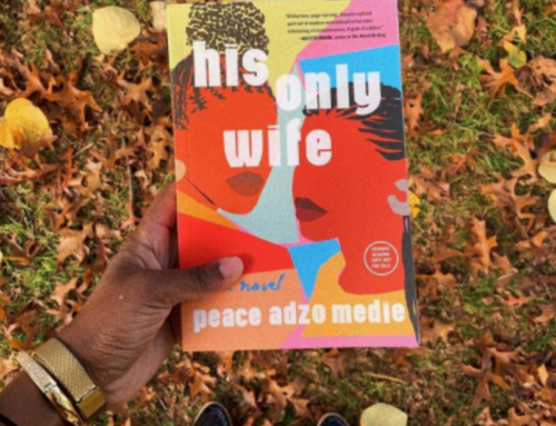 Peace Adzo Medie on His Only Wife