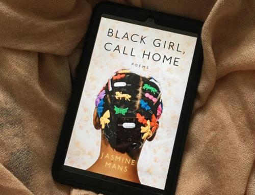 Jasmine Mans on  Black Girl, Call Home