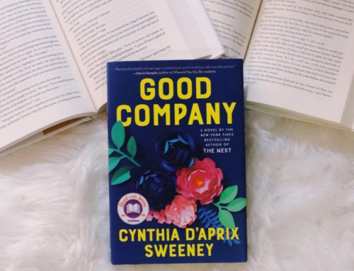 What Cynthia D'Aprix Sweeney Reads