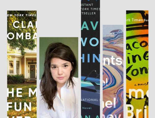 Ten Book Challenge: Claire Lombardo's Book-It List