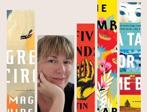 Ten Book Challenge: Maggie Shipstead's Book-It List