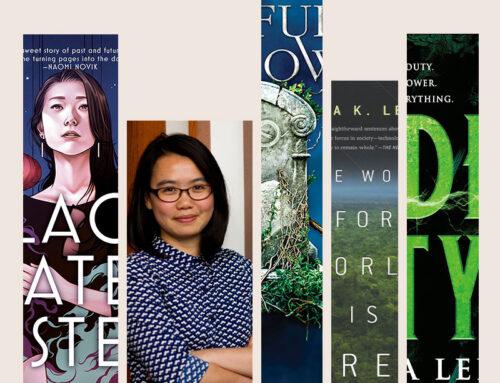 Ten Book Challenge: Zen Cho's Book-It List
