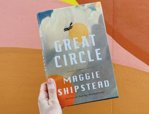 Maggie Shipstead on Great Circle