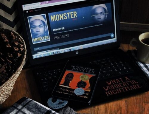 Netflix releases the book to screen film adaptation of Monster
