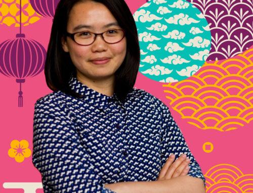 Meet our Guest Editor: Zen Cho