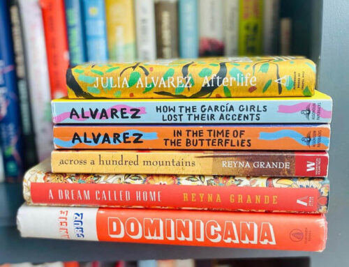 Four things I Took From Moderating the Viva Latino: Own Voices Writers In Conversation