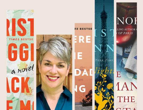 Ten Book Challenge: Kristan Higgins' Book-It List