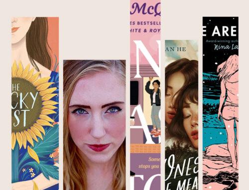 Ten Book Challenge: Rachael Lippincott's Book-It List