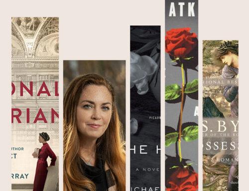 Ten Book Challenge: Marie Benedict's Book-It List