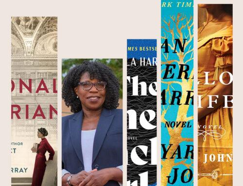 Ten Book Challenge: Victoria Christopher Murray's Book-It List