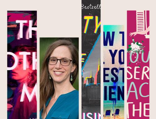 Ten Book Challenge: Sarah Zachrich Jeng's Book-It List