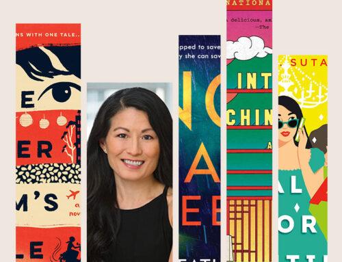 Ten Book Challenge: Lyn Liao Butler's Book-It List