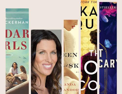 Ten Book Challenge: Sara Ackerman's Book-It List