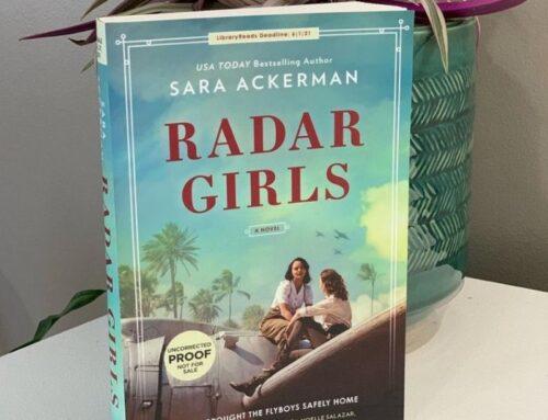 Sara Ackerman on Radar Girls