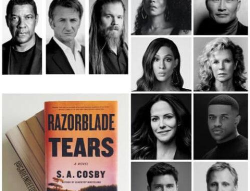 Casting (Book) Club: S.A. Cosby's Razorblade Tears