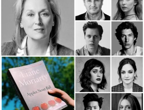 Casting (Book) Club: Liane Moriarty's Apples Never Fall