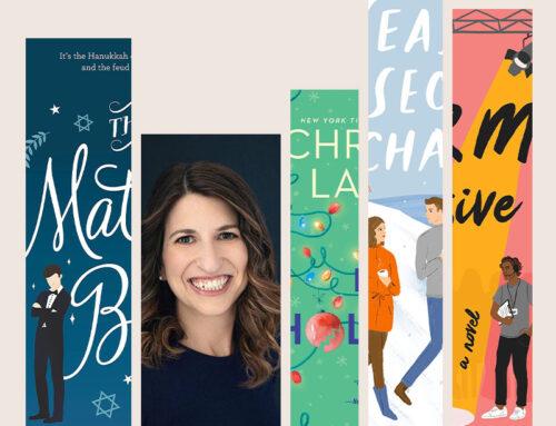 Ten Book Challenge: Jean Meltzer's Book-It List