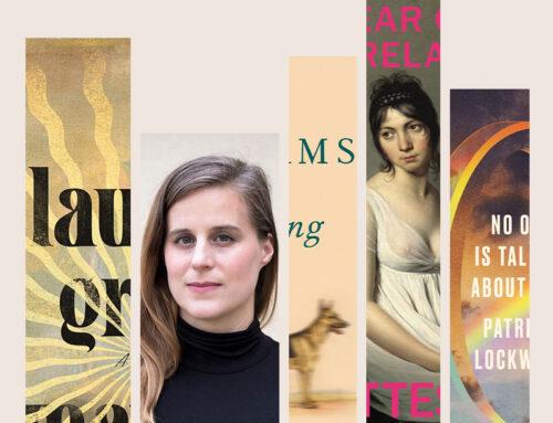 Ten Book Challenge: Lauren Groff's Book-It List