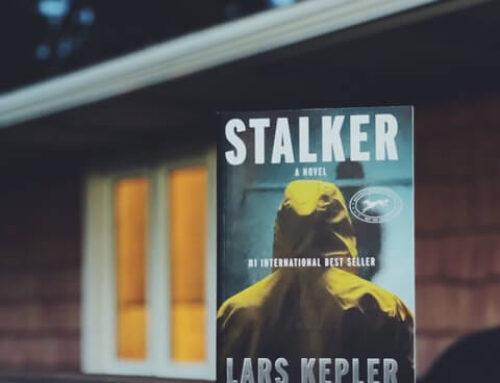 The Scariest Serial Killer Novels