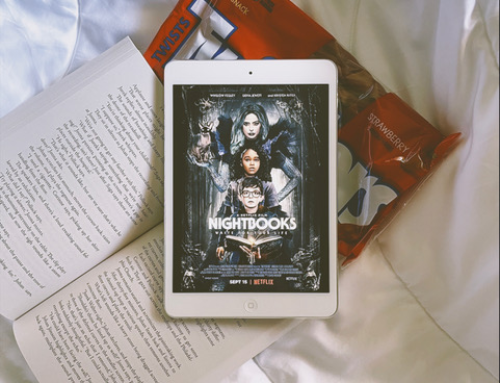 Nightbooks is out on Netflix