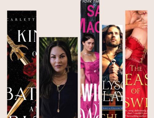 Ten Book Challenge: Scarlett St. Clair's Book-It List