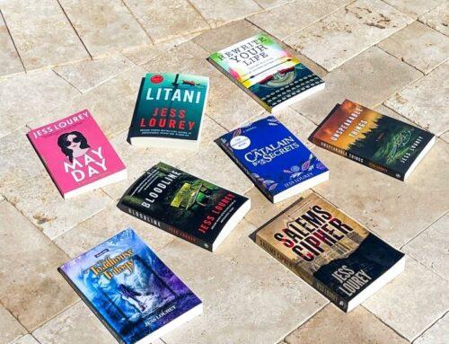 Best Jess Lourey Books
